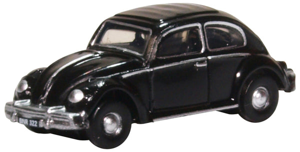 Oxford Diecast VW Beetle Black
