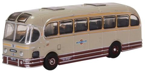 Oxford Diecast Weymann Fanfare Grey Cars