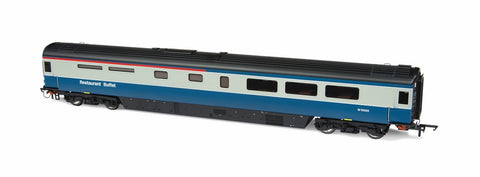 Oxford Rail MK 3a Coach RUB BR Blue & Grey M10025