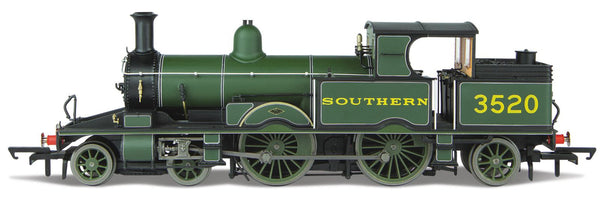 Oxford Rail Adams Southern - Maunsell Olive Green 3520