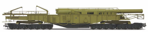 Oxford Rail Railgun Gladiator  WW11 Railgun