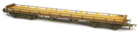 Oxford Rail Carflat BR Faded And Weathered 1-088 B745893