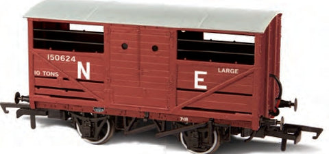 Oxford Rail LNER Cattle Wagon