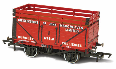 Oxford Rail Exec Of John Hargreaves 2 Coke Rails