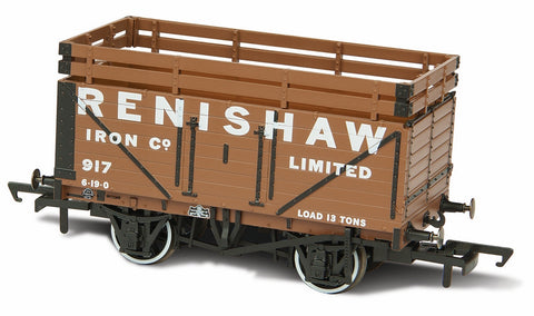 Oxford Rail Renishaw Iron Co 917 With 2 Coke Rails