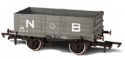 Oxford Rail NBR 4 Plank Wagon