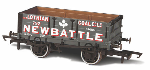 Oxford Rail Lothian Coal Co No 792 4 Plank Wagon