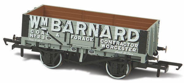 Oxford Rail WM Barnard - Worcester No23 5 Plank Mineral Wagon