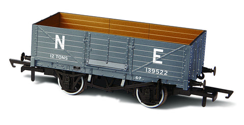 Oxford Rail 6 Plank Wagon LNER E139522