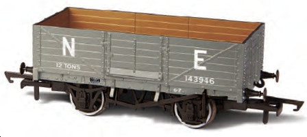 Oxford Rail 6 Plank Wagon LNER
