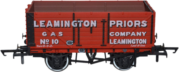 OXFORD RAIL 10 Leamington Priors Gas - 1:76 Scale