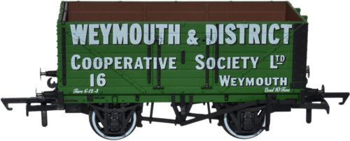 OXFORD RAIL 16 Weymouth & District Co-op - 1:76 Scale
