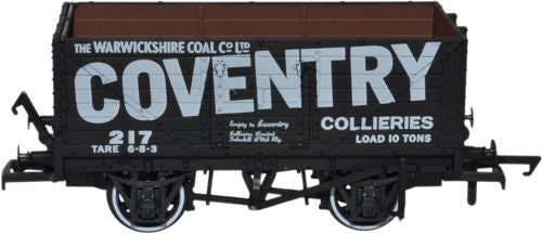 OXFORD RAIL 217 Coventry Collieries - 1:76 Scale