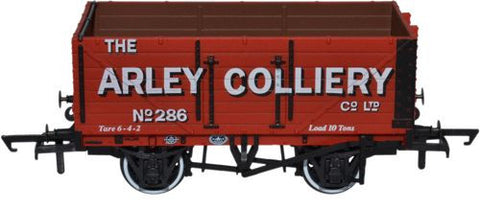 OXFORD RAIL 286 Arley Colliery - 1:76 Scale