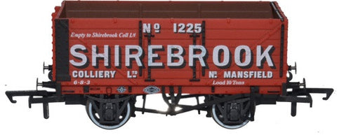 OXFORD RAIL 1226 Shirebrook Colliery Mansfield - 1:76 Scale