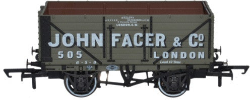 OXFORD RAIL 505 John Facer & Co London - 1:76 Scale
