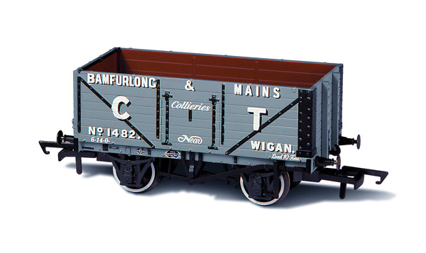 OXFORD RAIL 1482 Bamfurlog & Mains Collieries Wigan - 1:76 Scale
