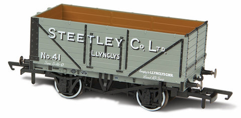 Oxford Rail Steetley And Co Llynclys - 7 Plank