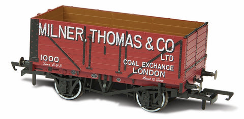 Oxford Rail Milner Thomas And Co London No1000 - 7 Plank
