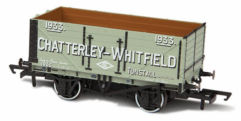 Oxford Rail Chatterley - Whitfield  Tunstall No1933 - 7 Plank