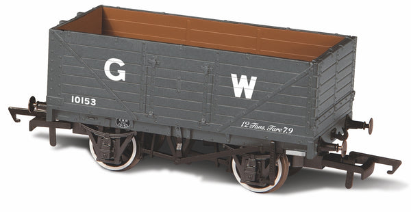 Oxford Rail 7 Plank Mineral Wagon GW10153