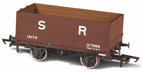 Oxford Rail 7 Plank Mineral Wagon SR18179