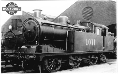 Oxford Rail GER K85 (N7) 0-6-2 No 1002 DCC Sound