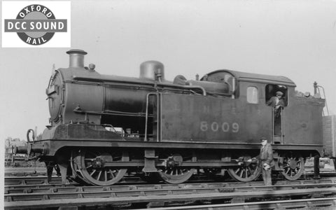 Oxford Rail LNER N7 0-6-2 No 8011 DCC Sound