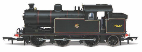 Oxford Rail BR (early BR) N7 0-6-2 No 9621
