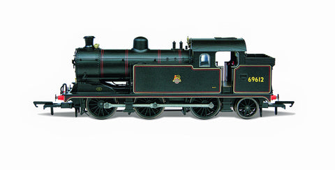 Oxford Rail BR (early BR) N7 0-6-2 No 9621 DCC Sound