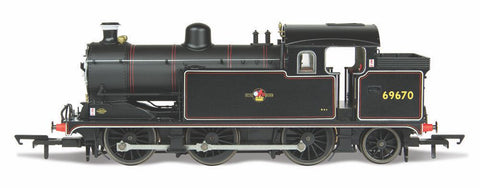 BR Late 0-6-2 Class N7 No.69670 Sound Version