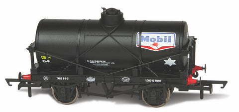 Oxford Rail Mobil No64 12 Ton Tank Wagon