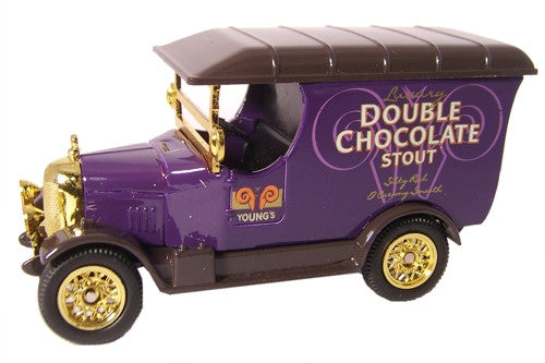 Oxford Diecast Young Double Chocolate