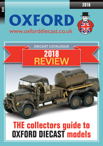 Oxford Diecast Review 2018