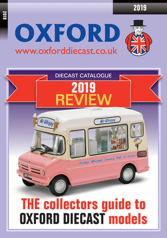 Oxford Diecast Review 2019