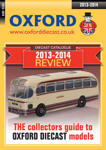 Oxford Diecast Review 2014