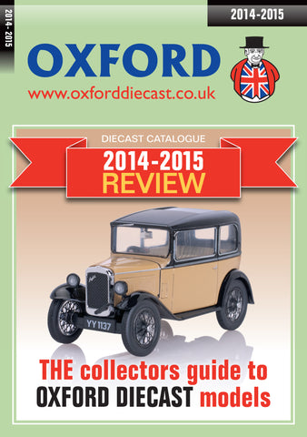 Oxford Diecast Review 2015