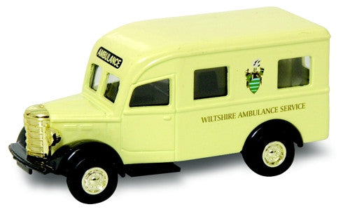 Oxford Diecast Wiltshire Ambulance