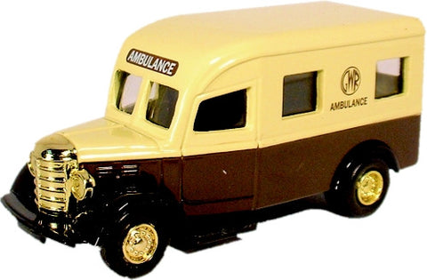 Oxford Diecast GWR Ambulance