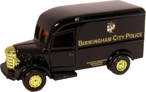 Oxford Diecast Birmingham City Police
