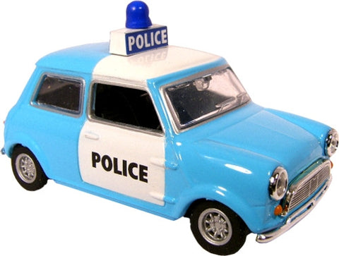 Oxford Diecast Police Mini - 1:43 Scale