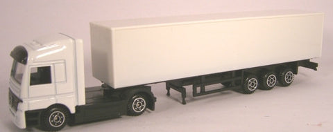 OTHER Mercedes Truck White - 1:87 Scale - OxfordDiecast