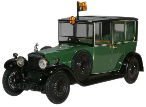 Oxford Diecast 1928 Daimler Queen Mary - 1:43 Scale - OxfordDiecast