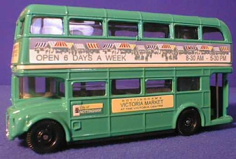 Oxford Diecast Nottingham Council - 1:76 Scale
