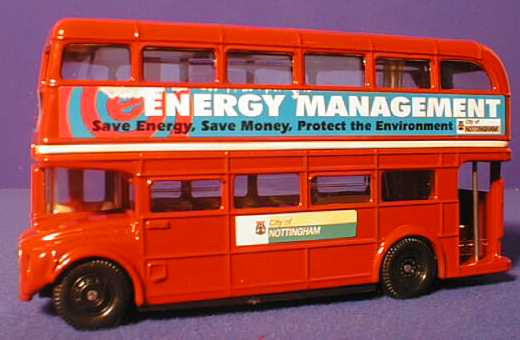 Oxford Diecast Nottingham Energy - 1:76 Scale