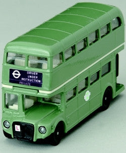 Oxford Diecast Training Bus - 1:76 Scale