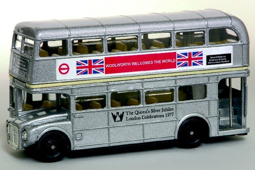 Oxford Diecast Silver Jubilee - 1:76 Scale