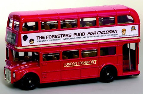 Oxford Diecast Foresters Fund for - 1:76 Scale