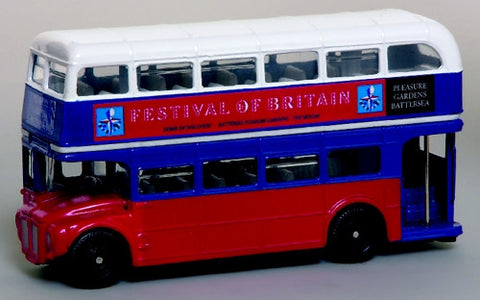 Oxford Diecast Festival of Britain - 1:76 Scale