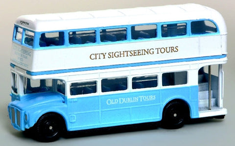 Oxford Diecast Old Dublin Tours - 1:76 Scale